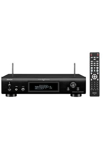 Denon Internet-Radio »DNP-800NE Schwarz«, (Bluetooth Internetradio) kaufen