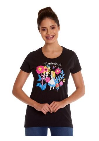 Disney T - Shirt »Alice im Wunderland Butterflies & Flowers« kaufen