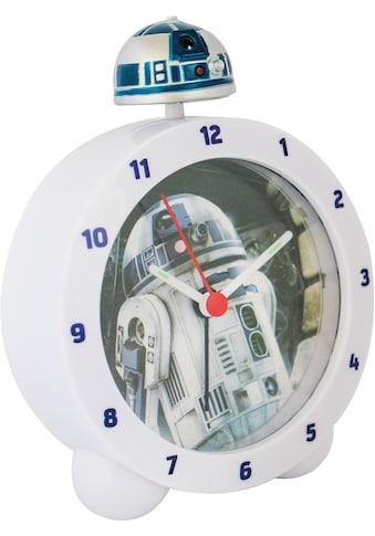 Joy Toy Kinderwecker »R2-D2 Topper Kinderwecker, 27593«, mit R2-D2 Sound und leuchtender Figur kaufen
