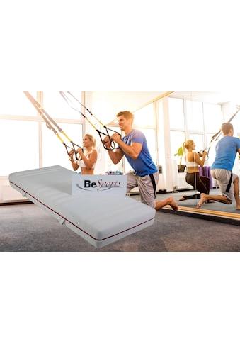BeSports Komfortschaummatratze »HS Plus 2200«, (1 St.), Top für Rücken, Muskulatur und... kaufen