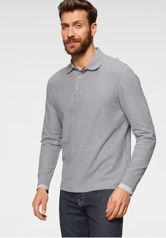 GOODproduct Langarm-Poloshirt »GOTS zertifiziert – nachhaltig aus Bio-Baumwolle« kaufen