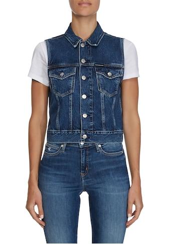 Calvin Klein Jeans Jeansweste »VEST« kaufen
