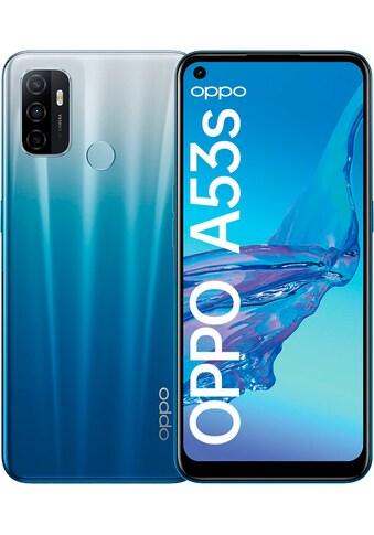 Oppo A53s Smartphone (16,51 cm / 6,5 Zoll, 128 GB, 13 MP Kamera) kaufen