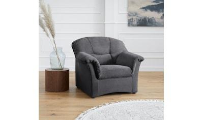 DOMO collection Sessel »Sarafina«, wahlweise mit Federkern kaufen
