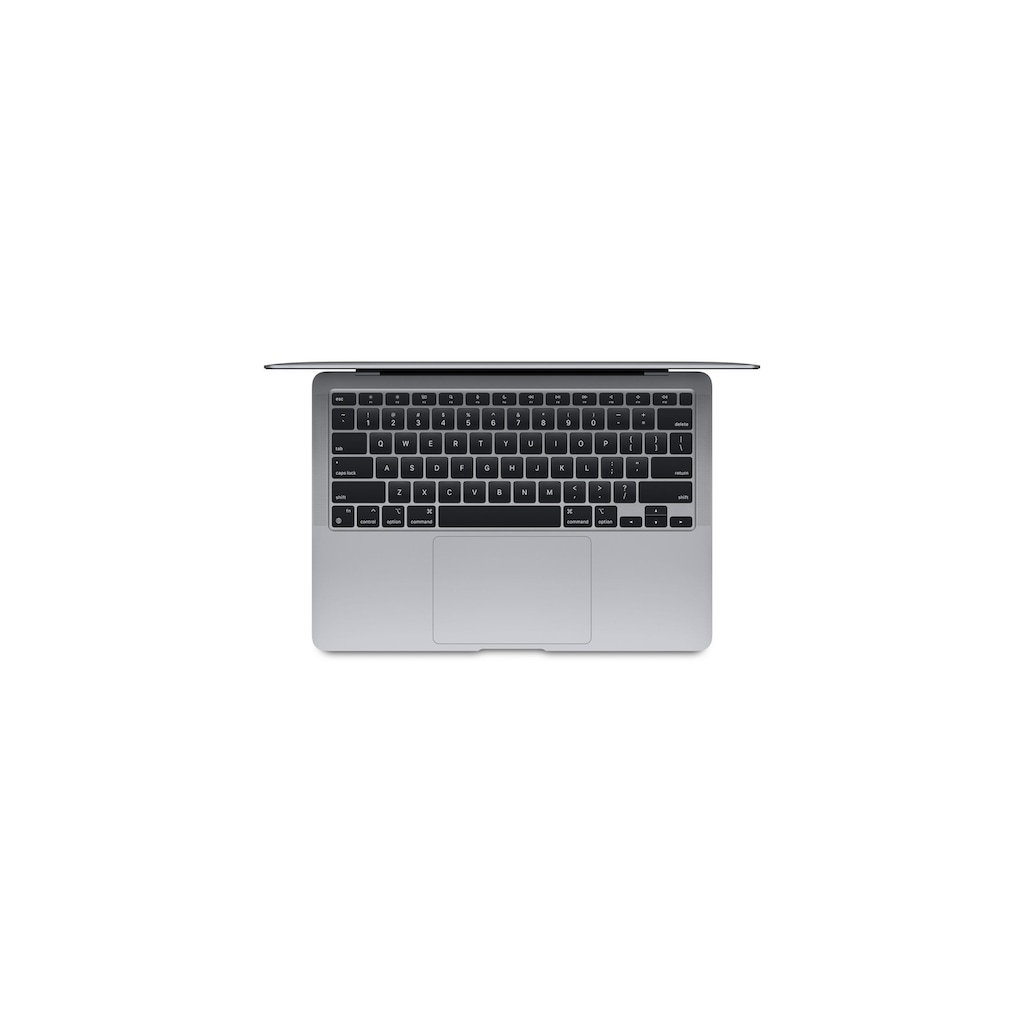 Apple Notebook »MacBook Air 2020 M1 8C GPU / 512 GB / 8 GB Space Grau«, ( )