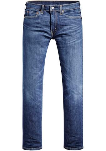 Levi's® 5-Pocket-Jeans »513 SLIM STRAIGHT«, mit leichten Abriebeffekten kaufen