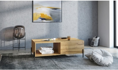 TRENDMANUFAKTUR Couchtisch »Rumba I«, Breite 120 cm kaufen