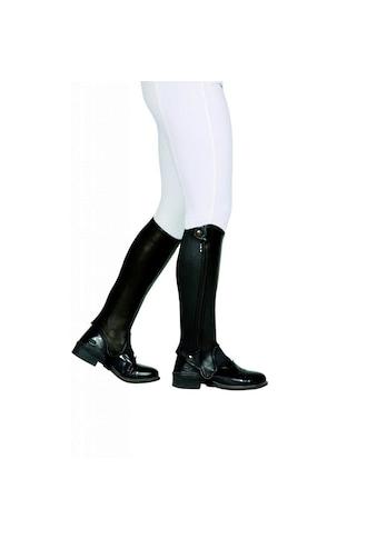 Dublin Beinstulpen »Evolution Halblange Leder-Chaps mit seitlichem Reissverschluss, für Erwachsene« kaufen