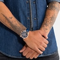 THOMAS SABO Chronograph »REBEL URBAN, WA0211-270-209«