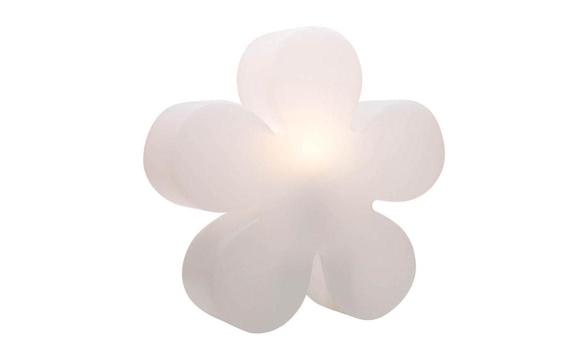 Image of 8 seasons design Dekolicht »Shining Flower 40 cm, Weiss«, Warmweiss