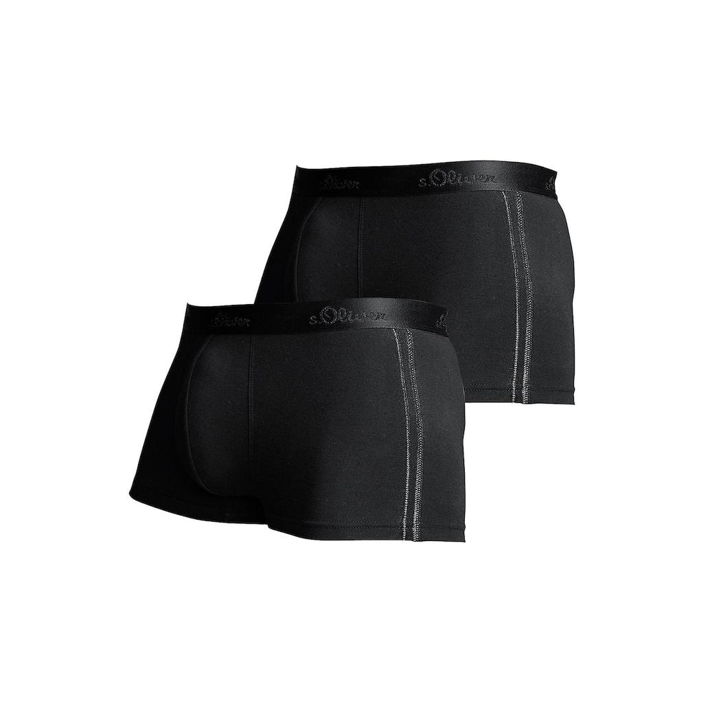 s.Oliver Bodywear Boxer, aus weichem Modal