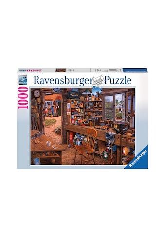 Ravensburger Puzzle »Opas Schuppen« kaufen