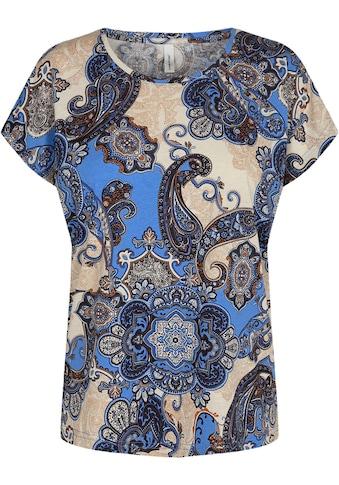 soyaconcept Print - Shirt »SC - Felicity274« kaufen