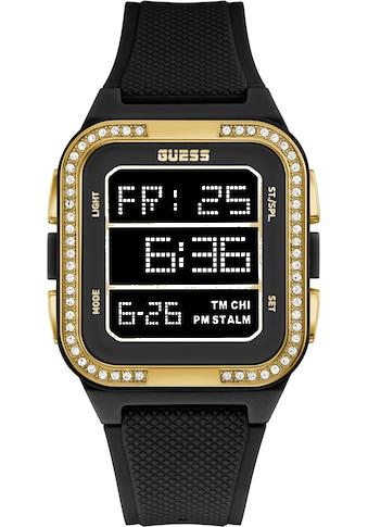 Guess Digitaluhr »FLASH, GW0224L2« kaufen