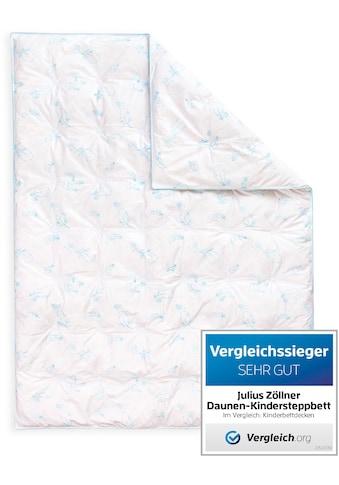 Julius Zöllner Daunenbettdecke »Daunen-Ganzjahressteppbett«, warm, (1 St.) kaufen