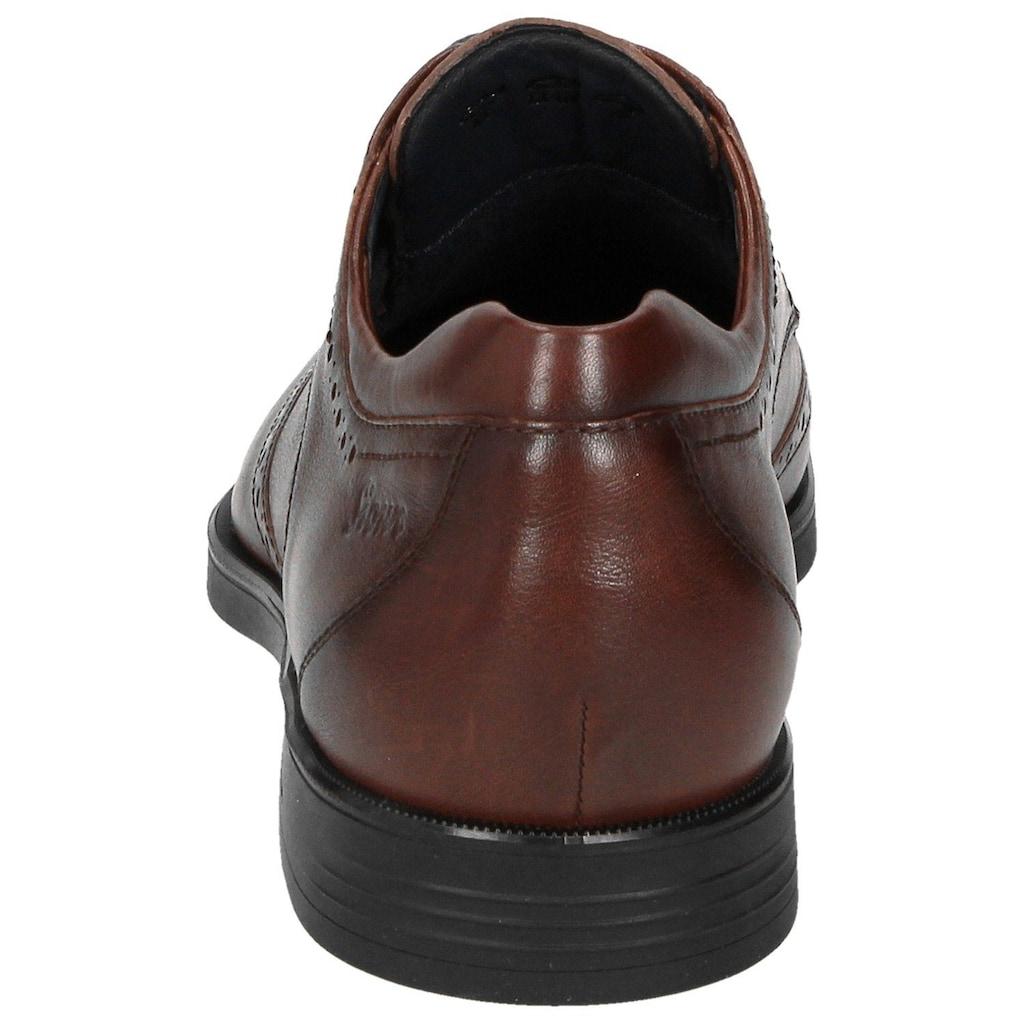 SIOUX Schnürschuh »Forkan-XL«