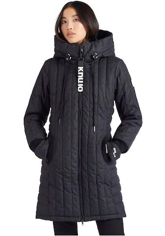 khujo Parka »JERRY PRIME 4«, stylischer Winter Parka mit Kapuze kaufen