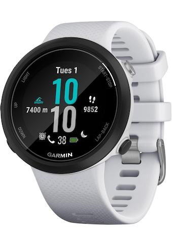 Garmin Smartwatch »Swim2 mit Silikon-Armband 20 mm«,  kaufen