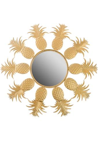 Myflair Möbel & Accessoires Spiegel, m. Deko Prismen u. Spiegel goldfarbenfb. kaufen