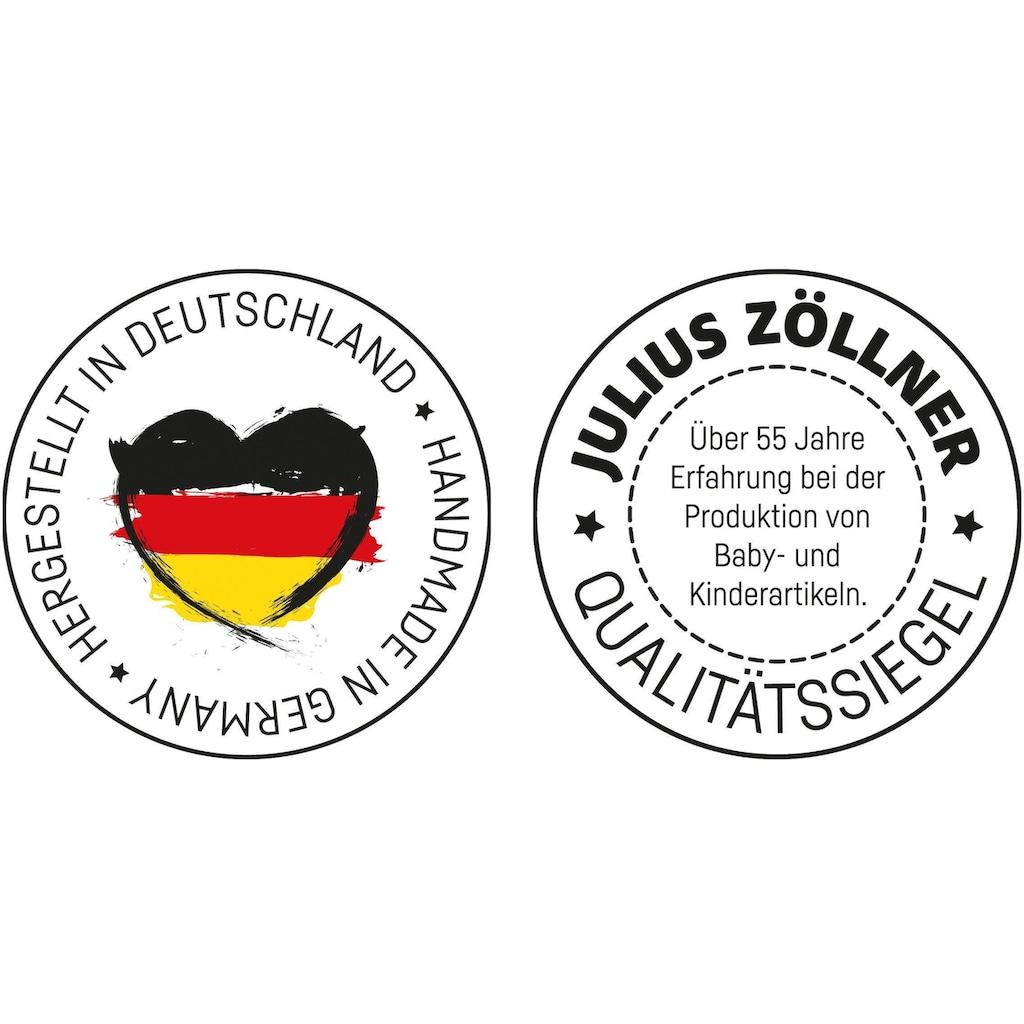 Julius Zöllner Babyschlafsack, mit Beinen Jersey Jumper Fuchs & Elch