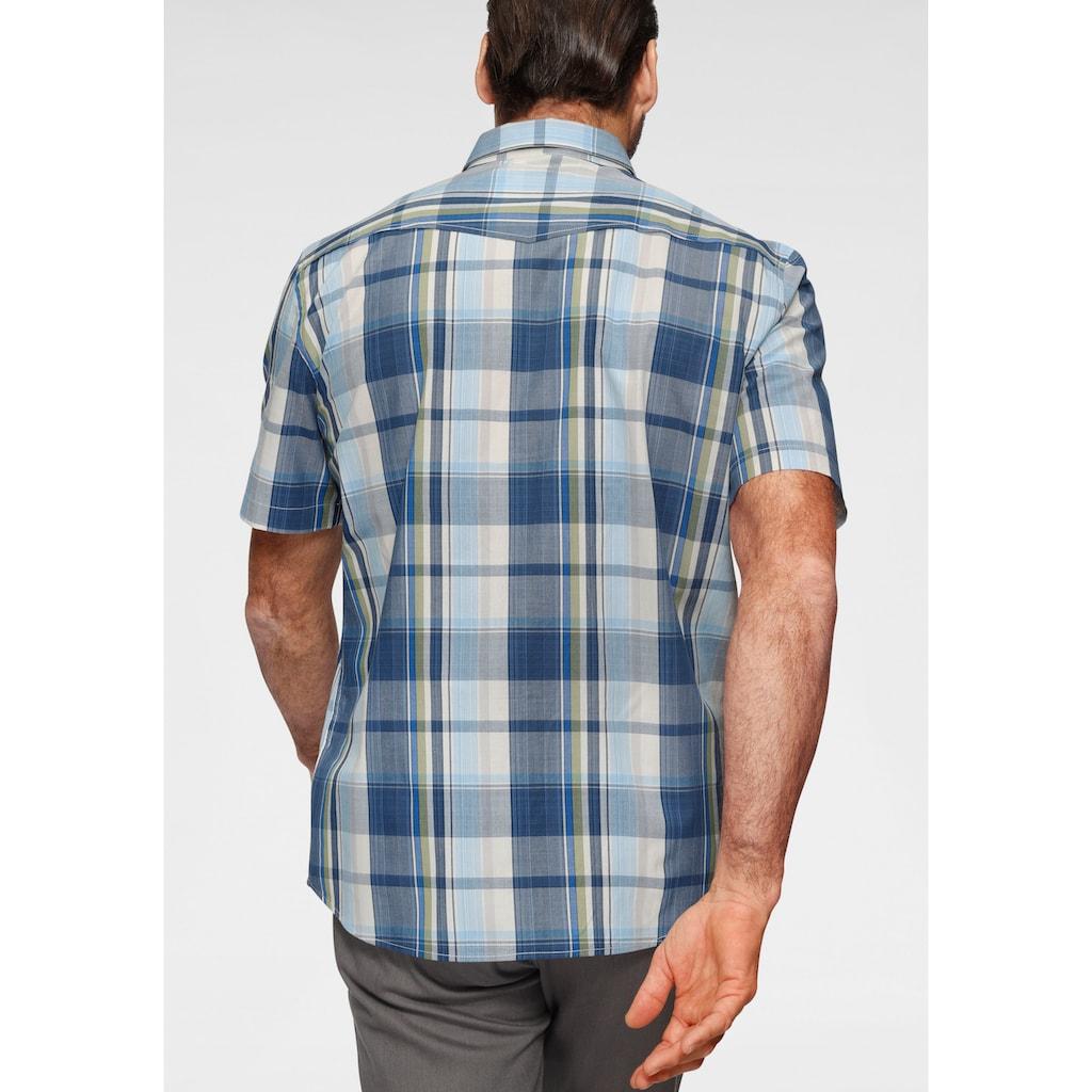 Man's World Kurzarmhemd