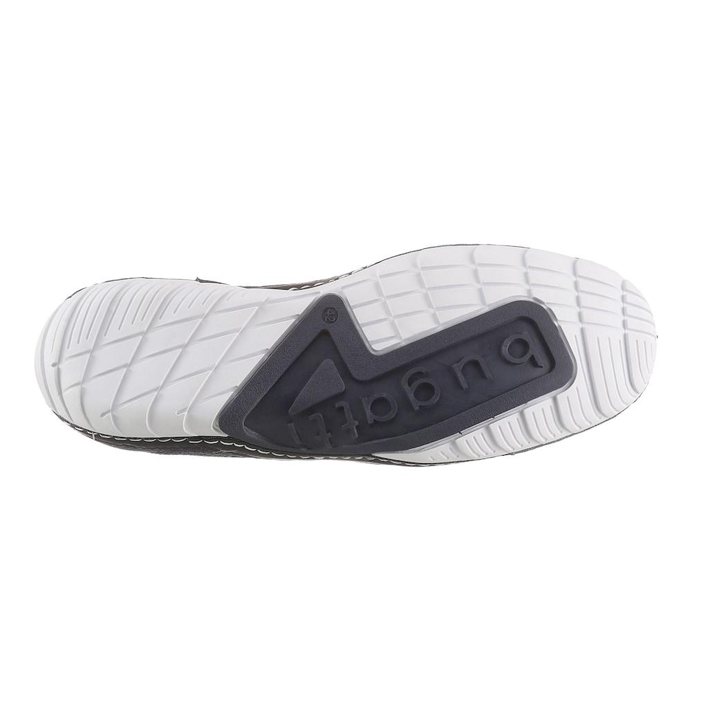 bugatti Slip-On Sneaker »QUETZAL«, mit dehnbarem Schaft