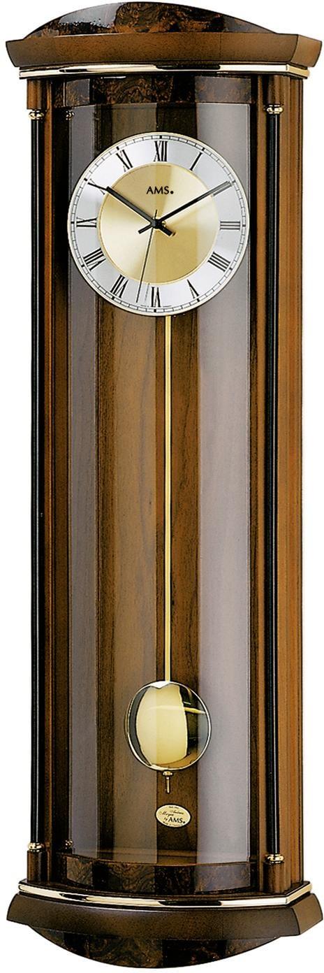 Image of AMS Funk-Pendelwanduhr »F5080/1«