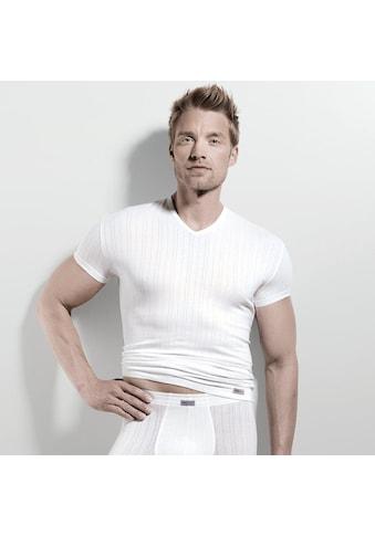 Isa Unterziehshirt »Shirt kurzarm V-Ausschnitt - Fairtrade«, (1 St.) kaufen
