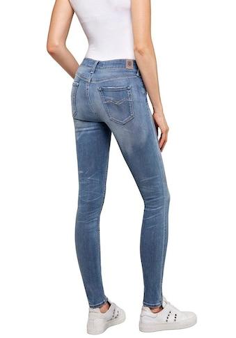 Replay Skinny-fit-Jeans »New Luz - HyperflexBio«, Fairtrade Cotton kaufen