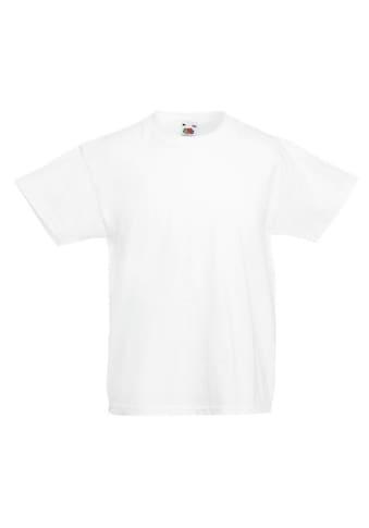 Fruit of the Loom T-Shirt »Kinder Original Kurzarm« kaufen