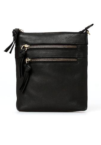 TREATS Mini Bag »Rosa Common«, aus Leder mit schicker Bänderapplikation und kleinem... kaufen