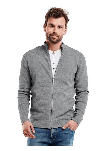Engbers Cardigan mit Zipper kaufen
