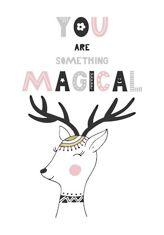 Lüttenhütt Leinwandbild »Magical« kaufen