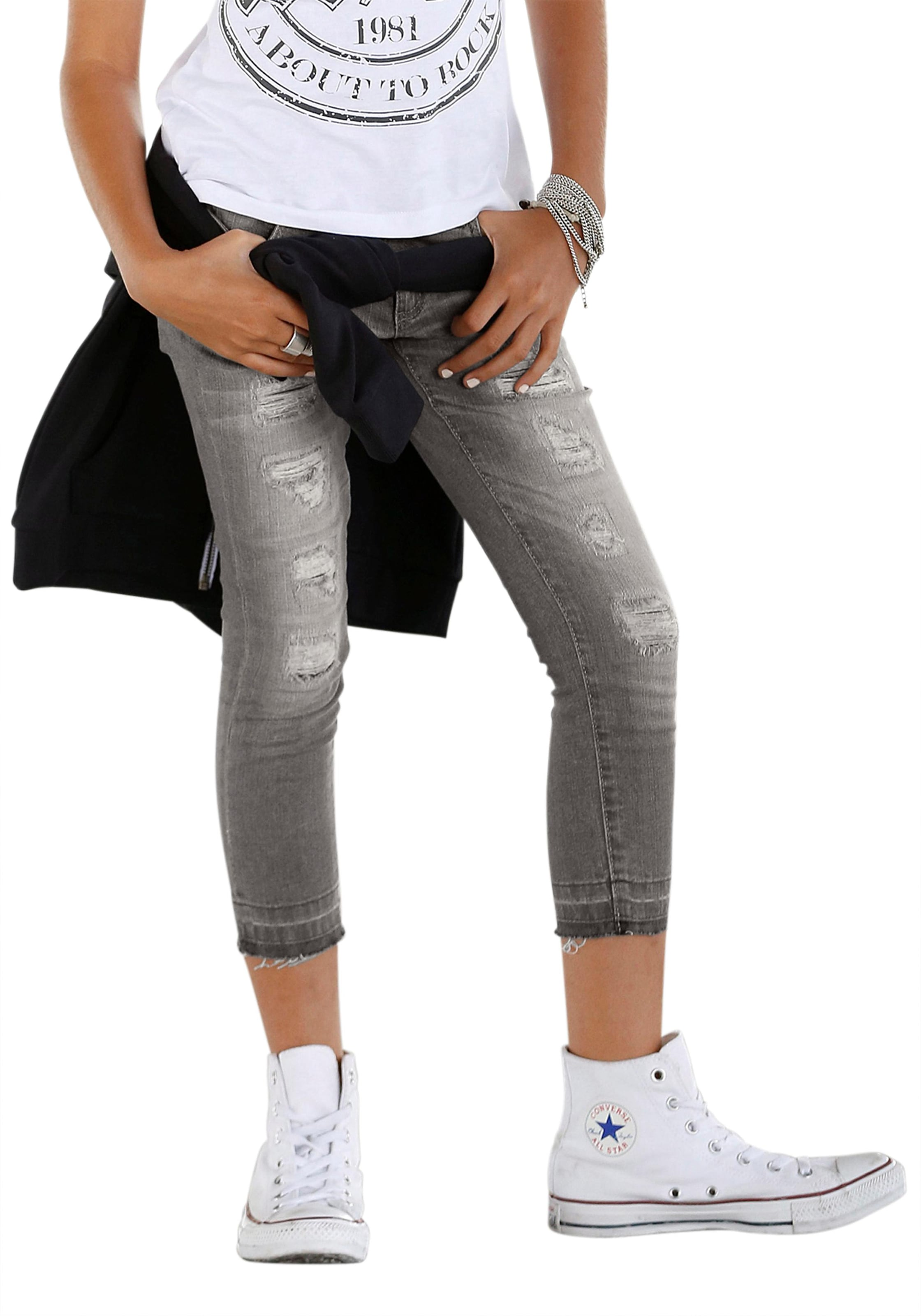 Image of Arizona 7/8-Jeans
