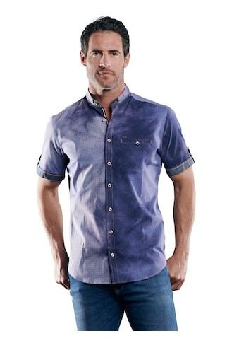 Engbers Hemd in moderner Batikoptik kaufen