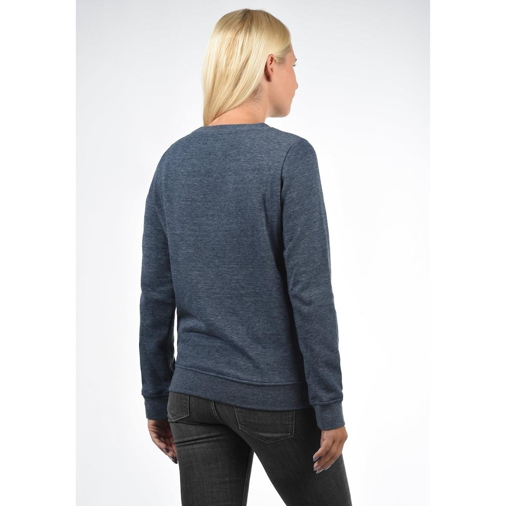 DESIRES Sweatshirt »Christi«, Sweatpullover mit Weihnachtsprint