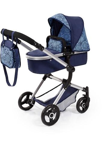 """Bayer Kombi - Puppenwagen """"Vario, Blau"""" kaufen"""