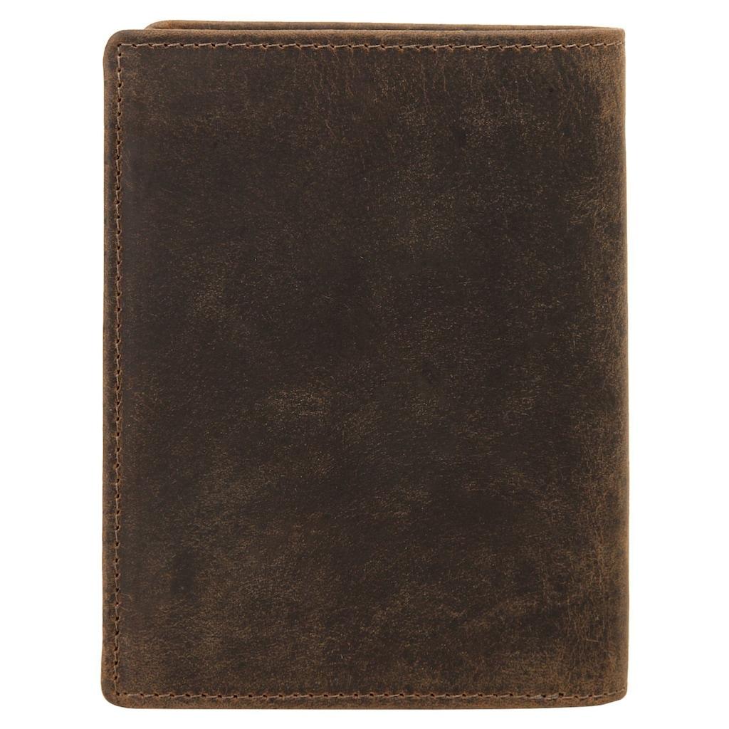 Bagan Geldbörse, 2fach klappbar