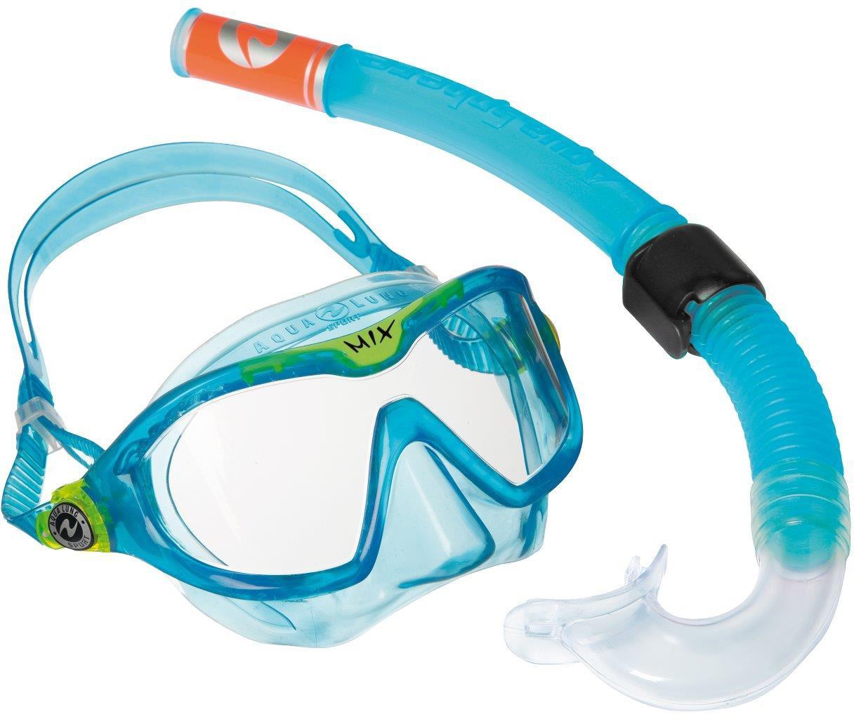 Image of Aqua Lung Sport Schnorchel »Combo Mix« (Set, 2-tlg.)