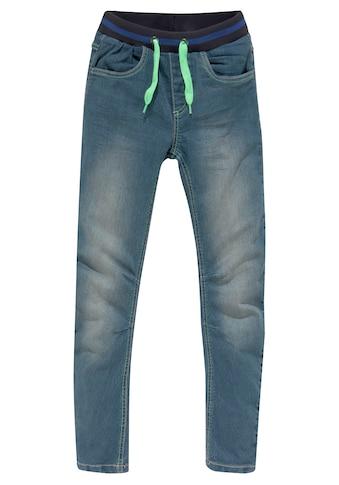 Bench. Schlupfjeans, mit schmalem Bein, O-Shape-Style kaufen