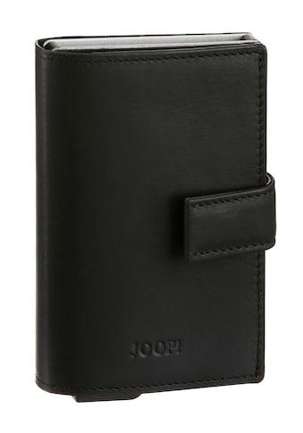 Joop! Kartenetui »pero c-two e-cage sv8f«, aus Leder kaufen