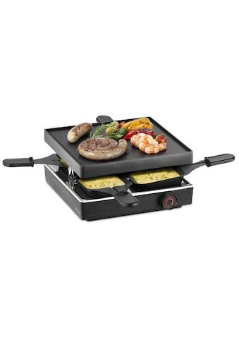 Trisa Raclette »Style 4«, 4 St. Raclettepfännchen, 750 W kaufen