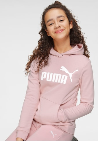 PUMA Kapuzensweatshirt »ESSENTIAL HOODY FLEECE GIRLS« kaufen