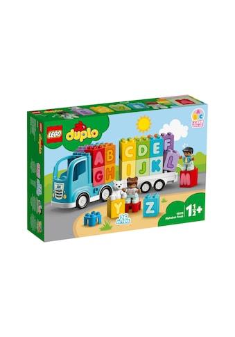 LEGO® Spielbausteine »DUPLO® Mein erster ABC-Lastwagen 10915«, (36 St.) kaufen