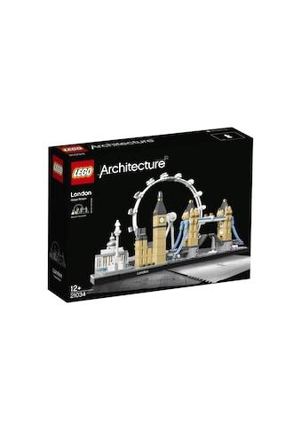 LEGO® Spielbausteine »Architecture London« kaufen