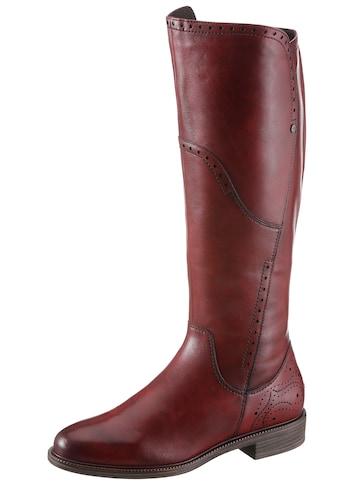 Tamaris Stiefel »Lillit« kaufen