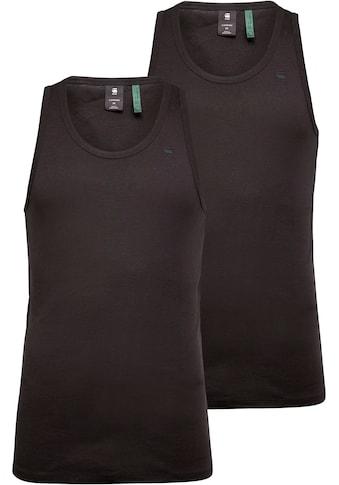G-Star RAW T-Shirt »Base Tank t 2-Pack« kaufen