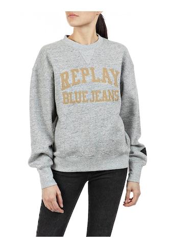 Replay Sweatshirt kaufen
