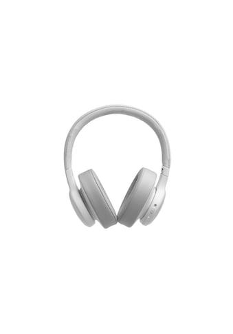 JBL Over-Ear-Kopfhörer »LIVE 500BT Weiss«, Sprachsteuerung kaufen