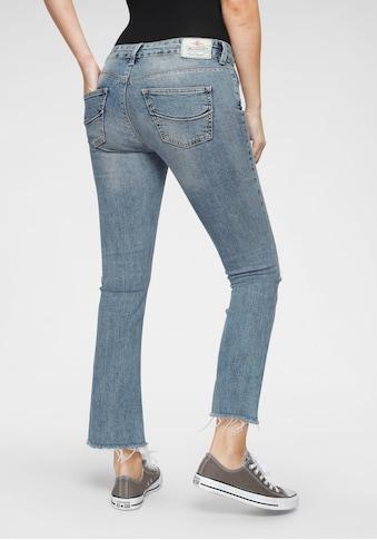 Herrlicher Bootcut-Jeans »SUPER G BOOT CROPPED«, Baby-Bootcut kaufen